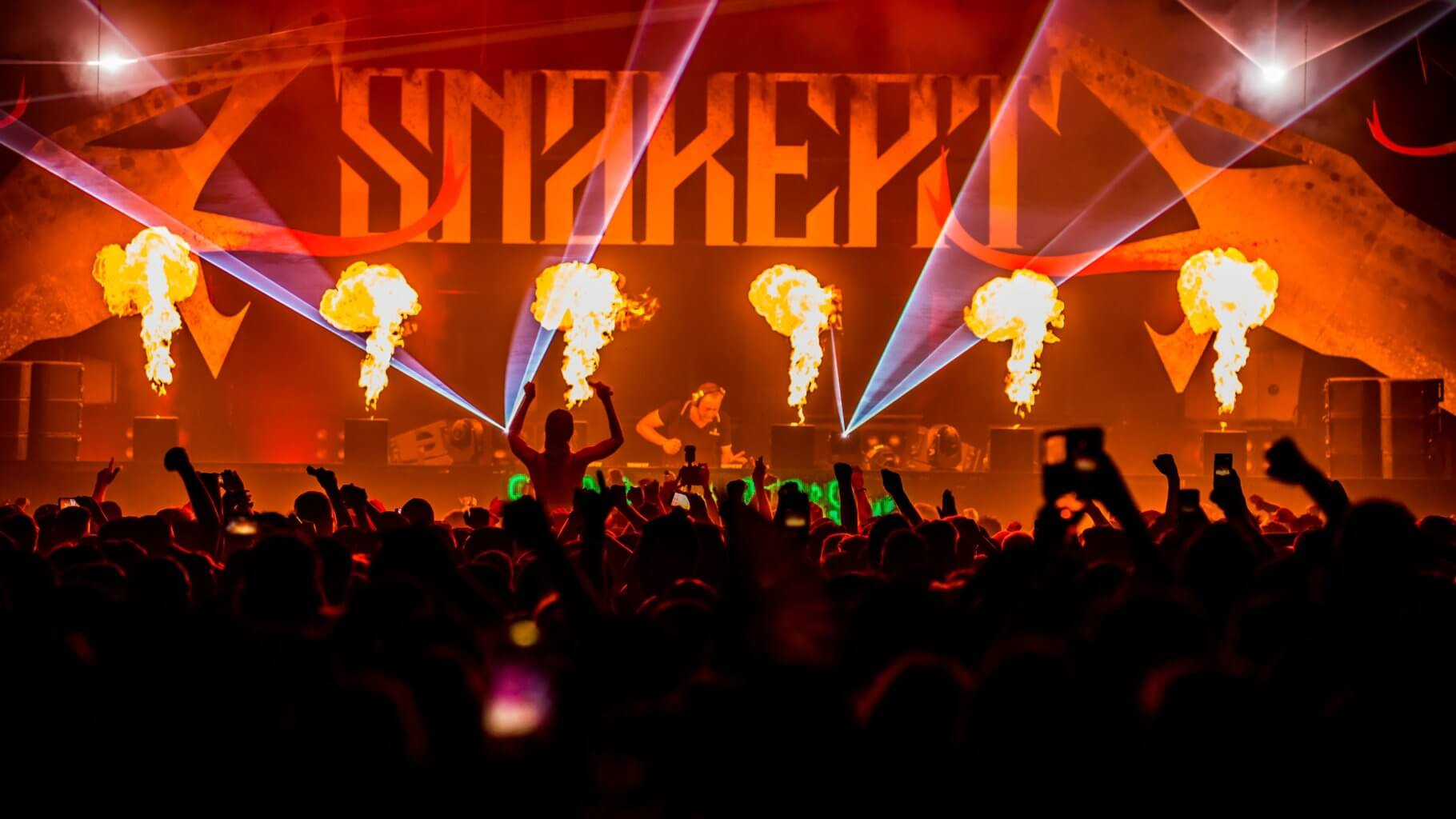 Tickets for Snakepit 2019 are now available!
