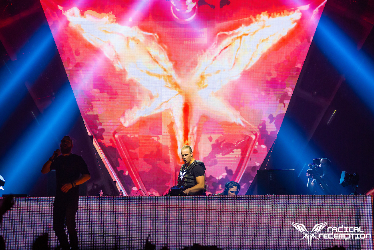 Radical Redemption 2018 – Command and Conquer